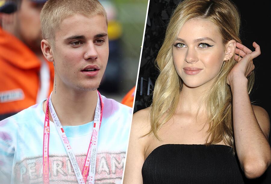 Bild zu Justin Bieber soll schwer verknallt sein in Nicola Peltz