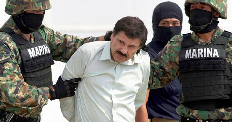 Drogenboss Joaquin «El Chapo» Guzman