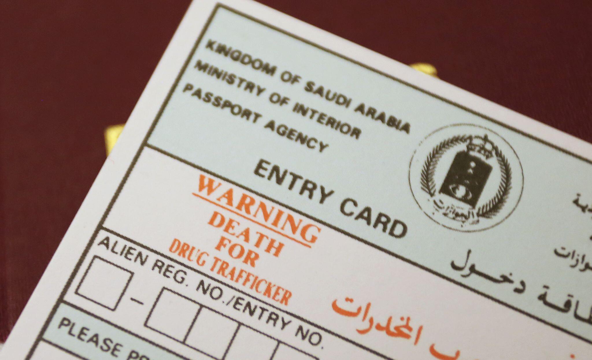 Bild zu Saudi-Arabien schafft Todesstrafe für Minderjährige ab