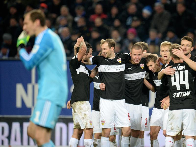 Bild zu Hamburger SV - VfB Stuttgart