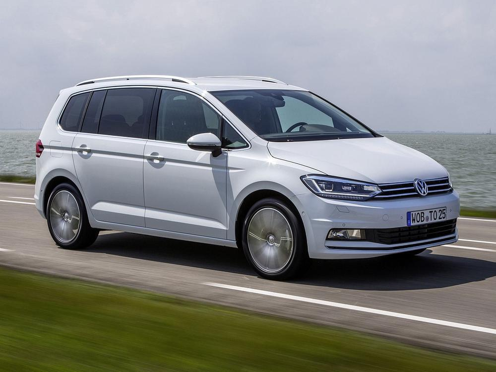 Bild zu Platz 11: VW Touran