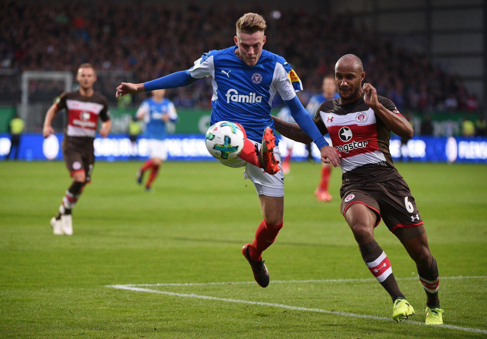 Bild zu Holstein Kiel, FC St. Pauli