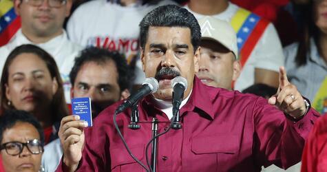 Nicolas Maduro,