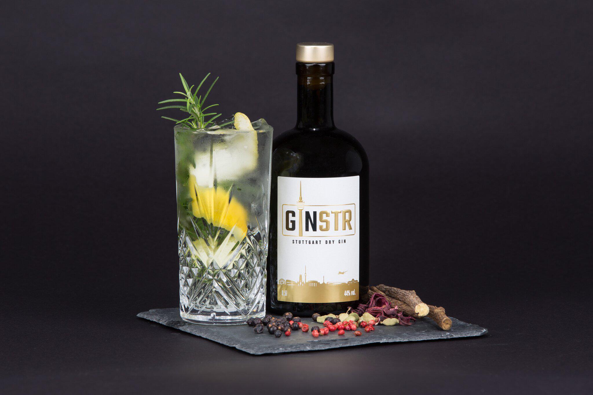 Bild zu Stuttgarter Gin ausgezeichnet