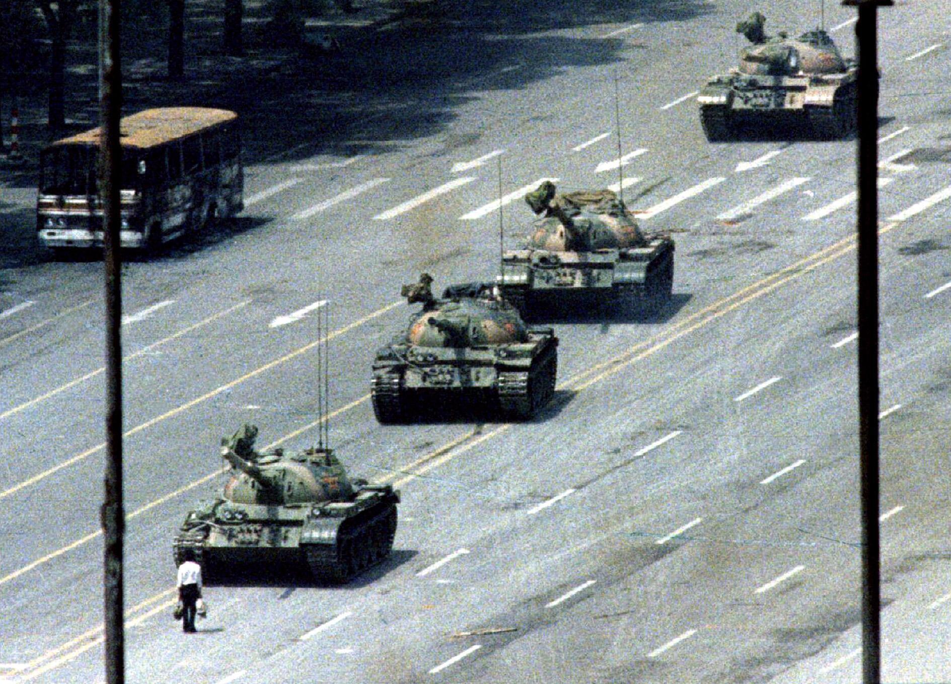 Bild zu Tian'anmen-Massaker