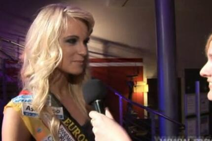 Miss Germany im Interview