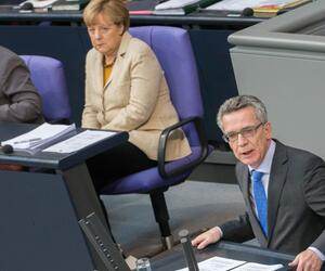 Merkel und Altmaier