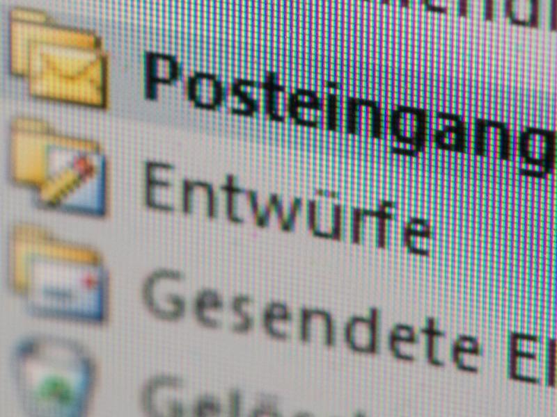 Bild zu E-Mail-Postfach