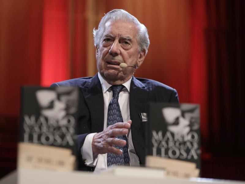 Bild zu Mario Vargas Llosa