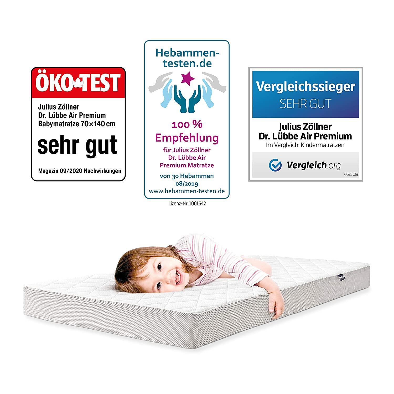 Bild zu matratze, stiftung warentest, testsieger, schlafen, federkern, kaltschaum, bett, gesundheit