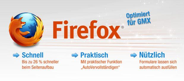Bild zu Firefox 5