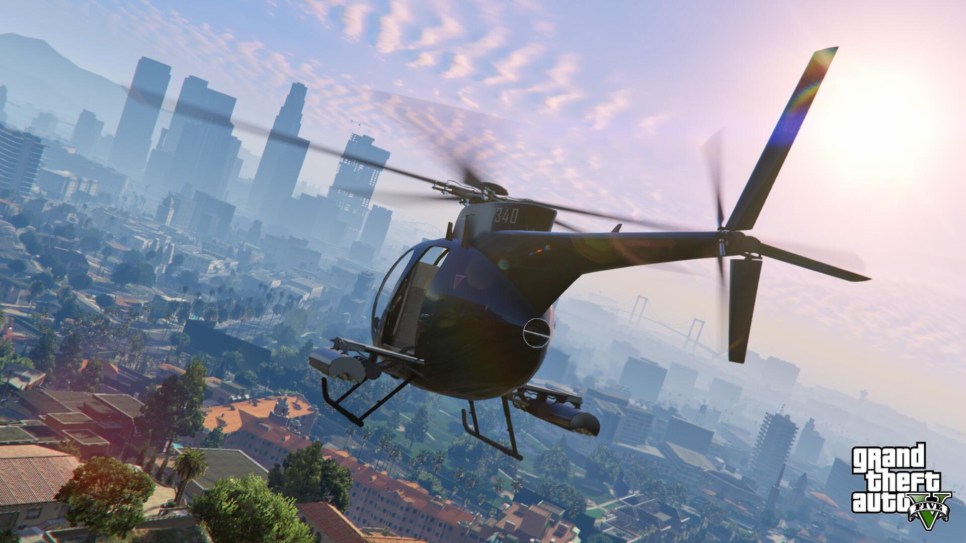 Bild zu GTA V Next-Gen Fassung