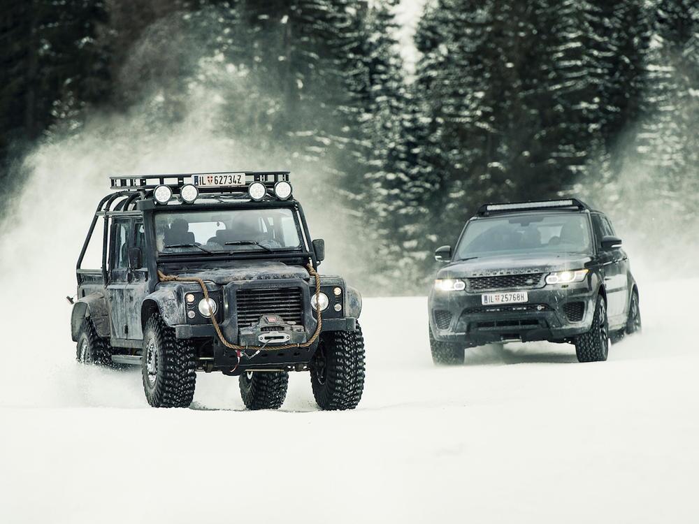 Bild zu Land Rover