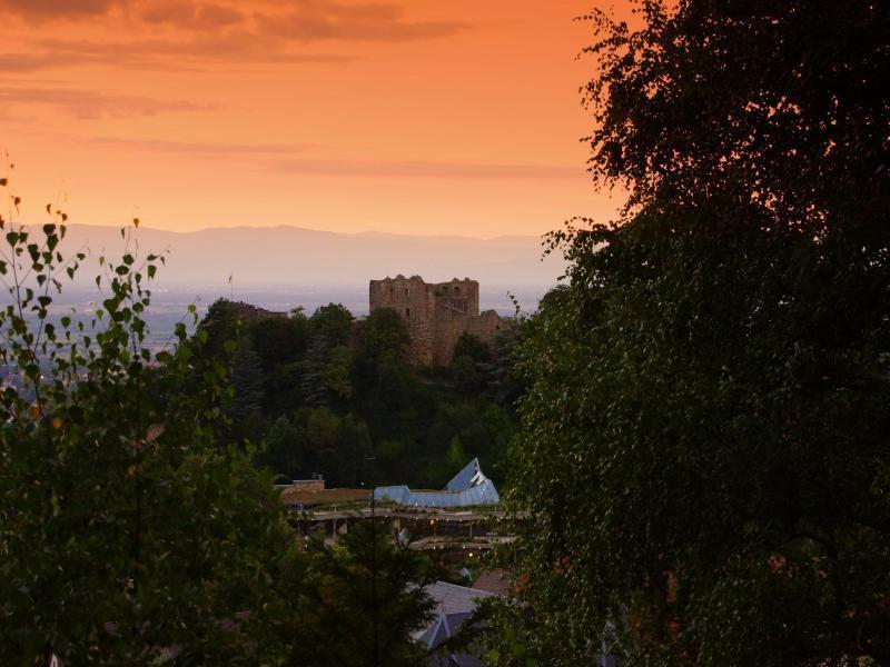 Bild zu Abendlicht in Badenweiler