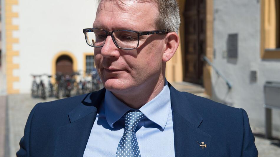 Freiberger Oberbürgermeister verlässt SPD