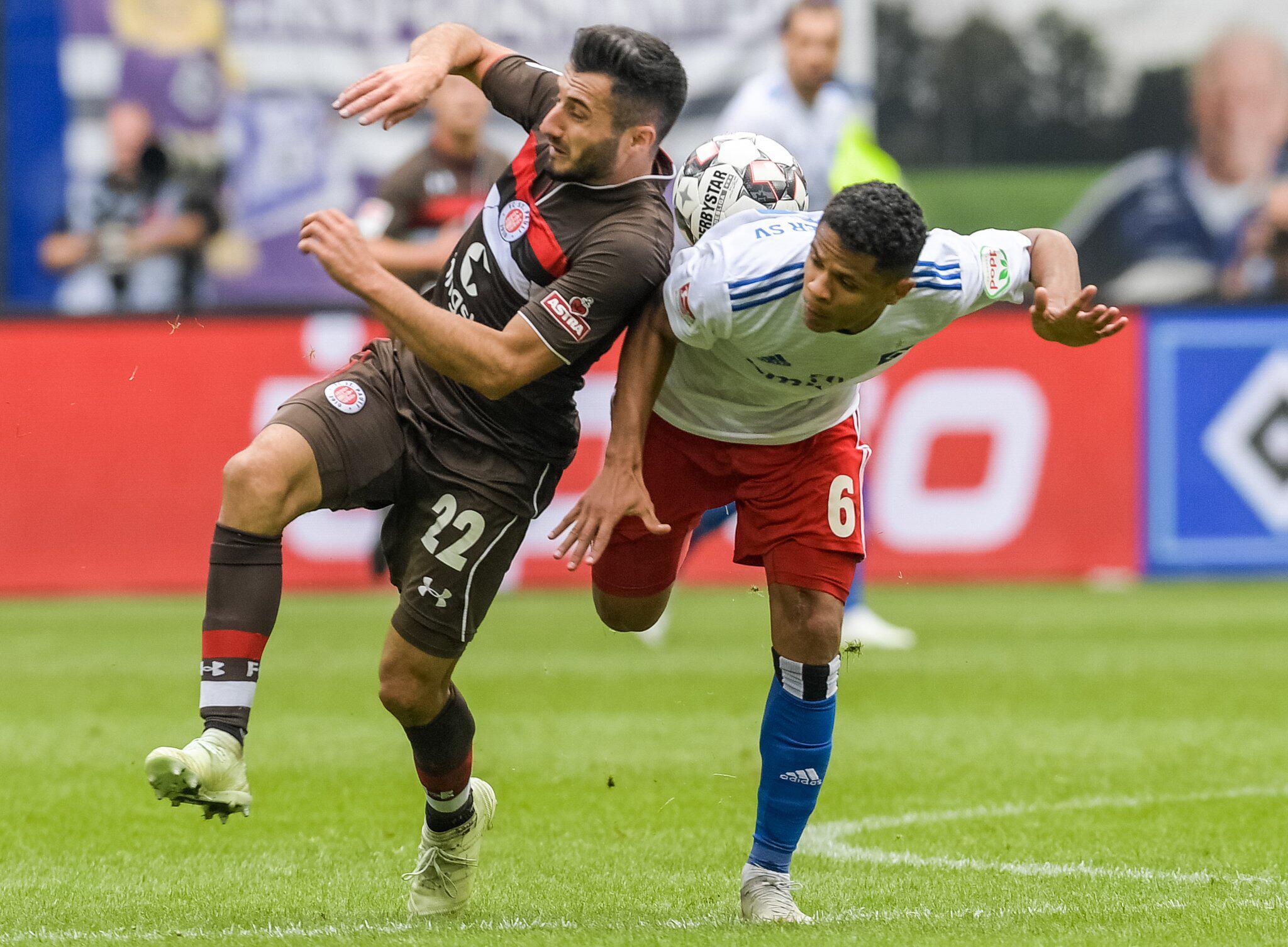Bild zu Hamburger SV vs. FC St. Pauli