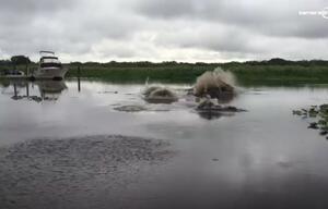 unheimliche Wellen