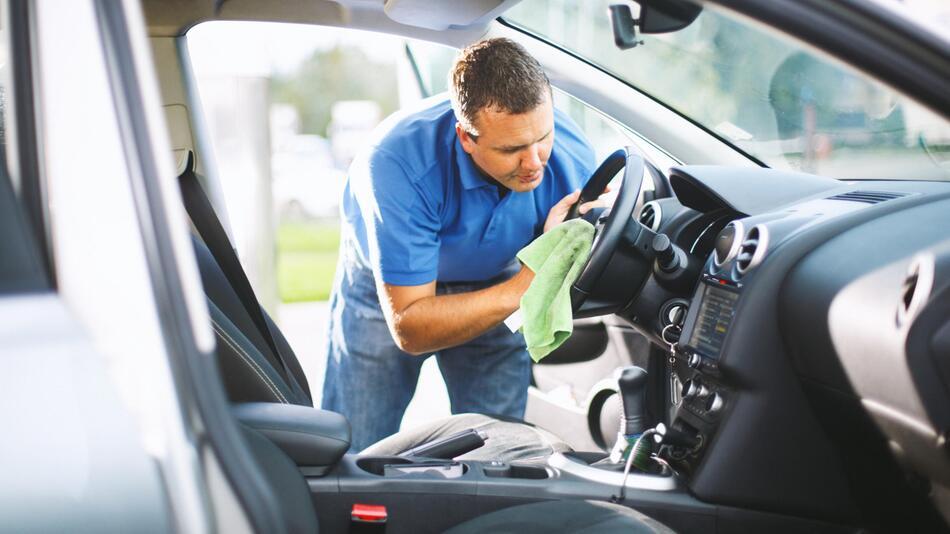Auto, Reinigung, Frühling, Gadgets, Putzen, Sauber