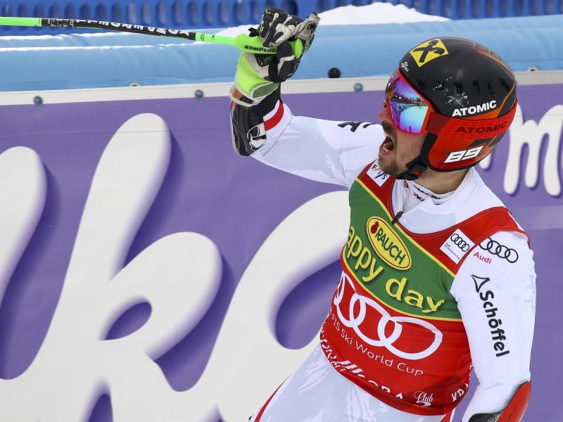 Bild zu Ski-König
