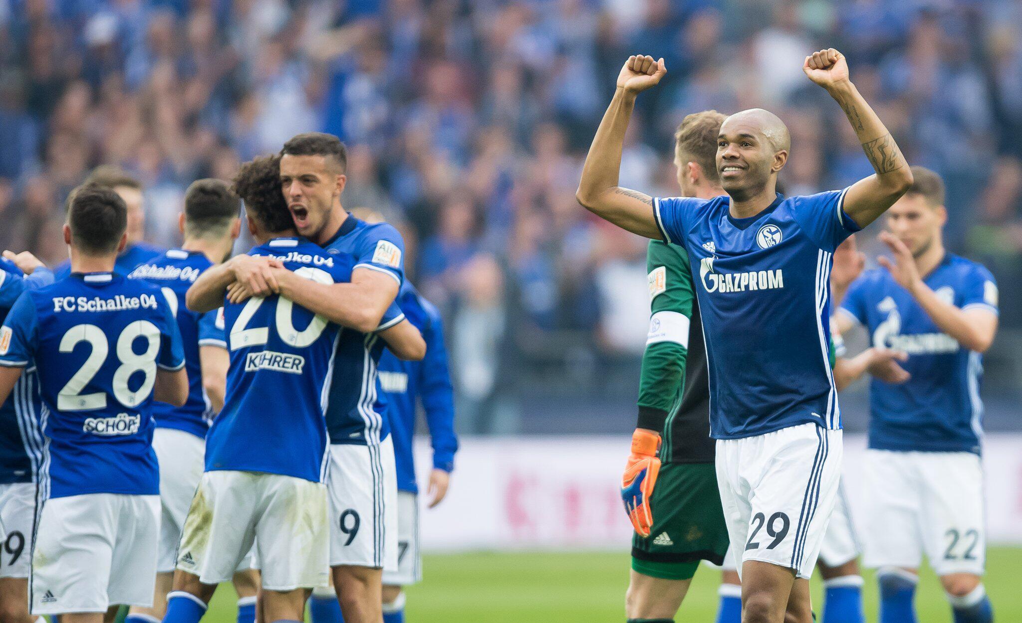 Bild zu FC Schalke 04 vs Borussia Dortmund
