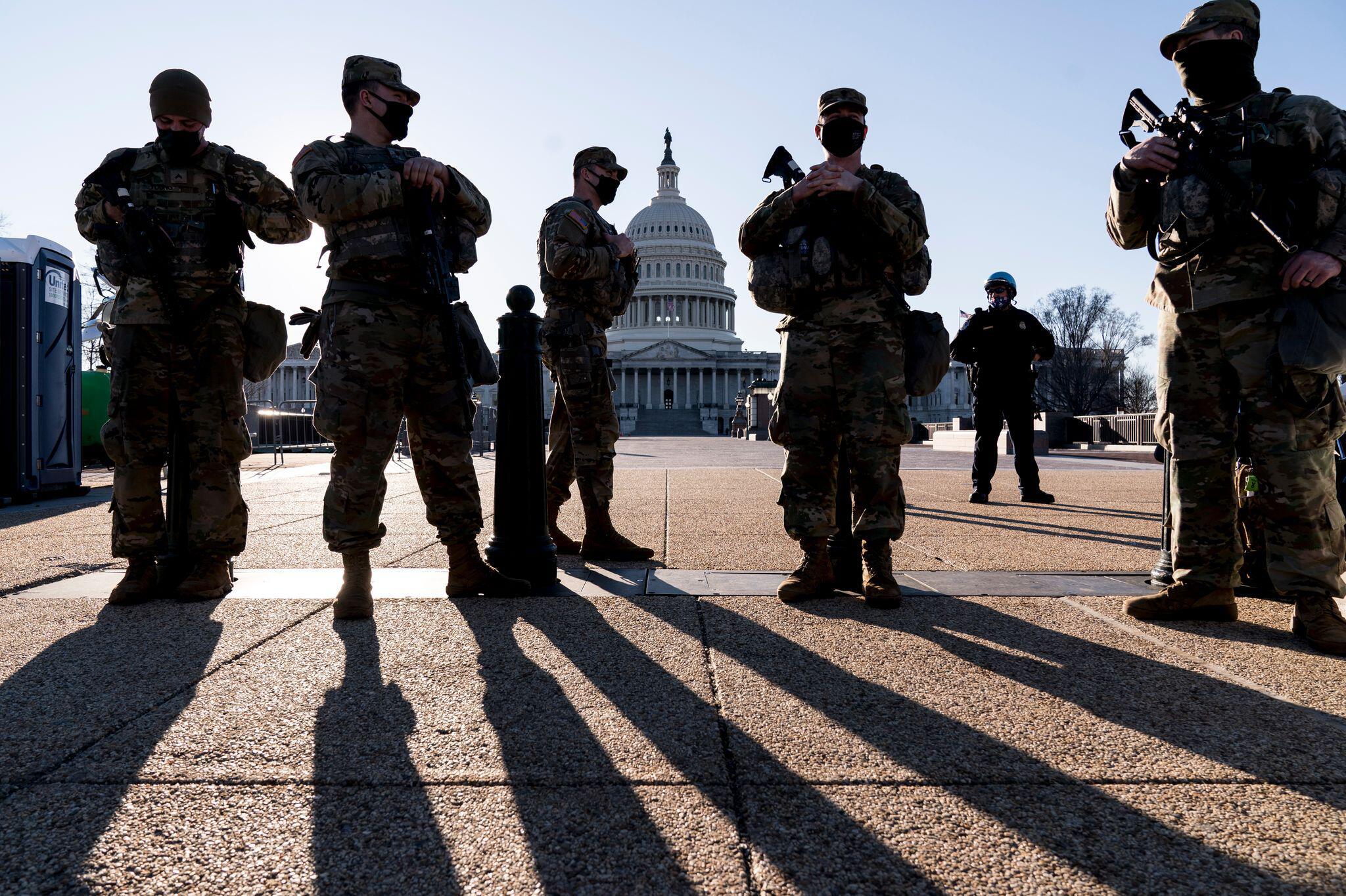 Bild zu Hinweise auf möglichen erneuten Angriff auf Kongress