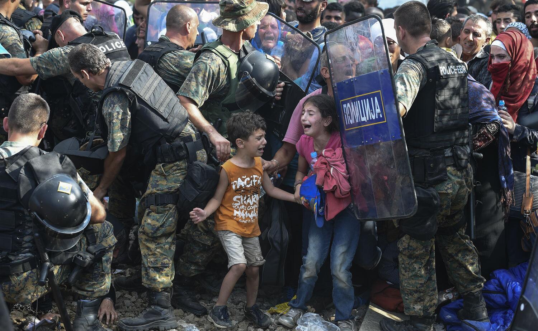Bild zu UNICEF Foto des Jahres 2015