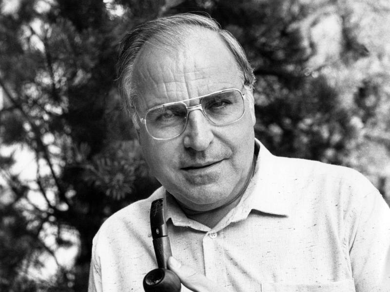 Bild zu Helmut Kohl