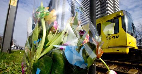 Trauer nach den Morden in Utrecht