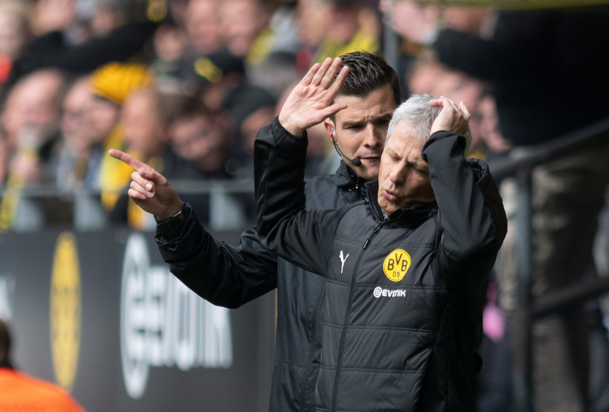 Bild zu Borussia Dortmund - FC Schalke 04