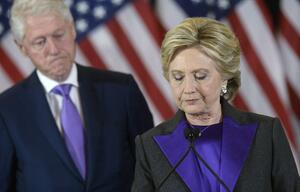US-Wahl, Donald Trump, Hillary Clinton, Folgen