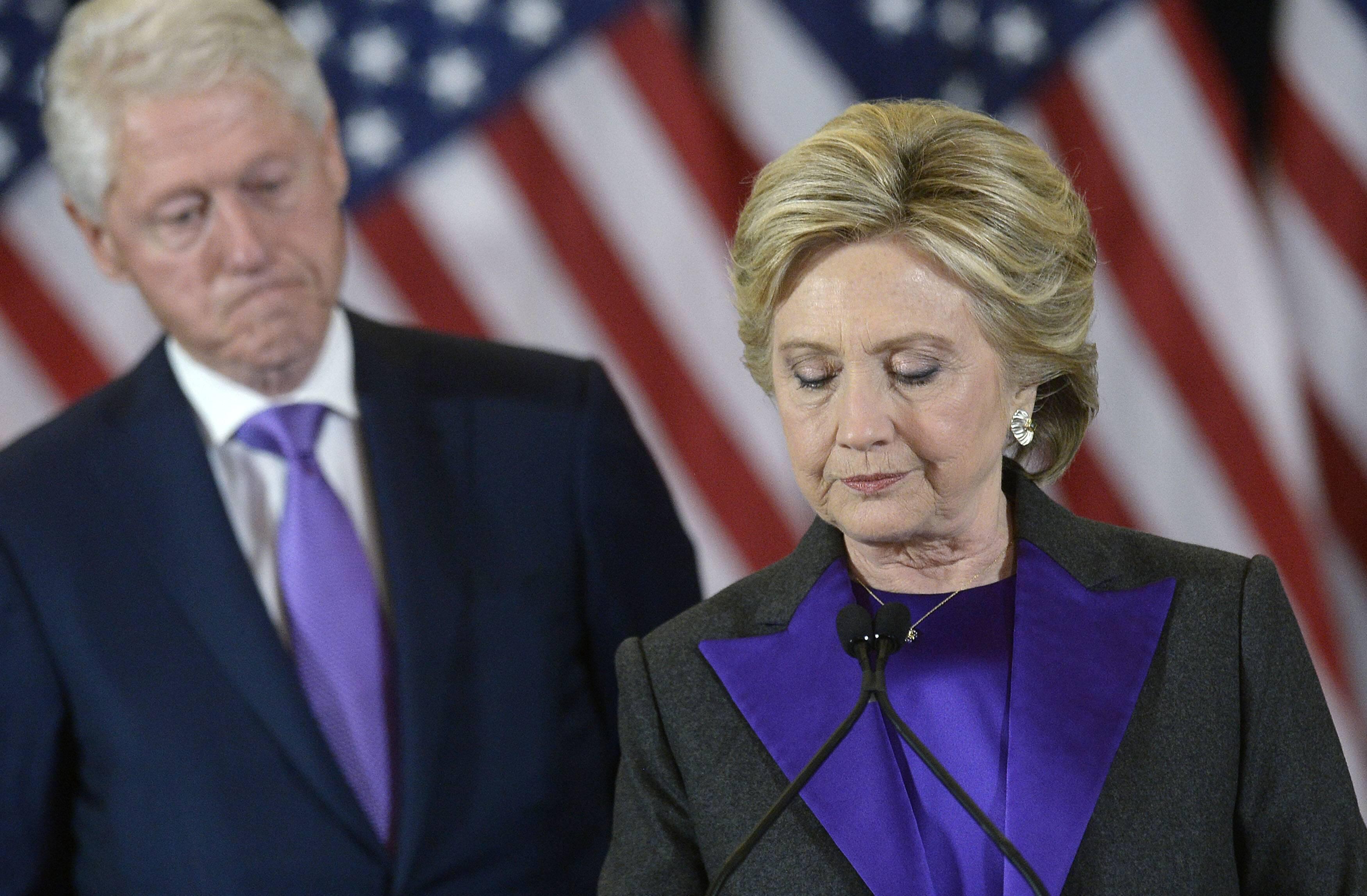 Bild zu US-Wahl, Donald Trump, Hillary Clinton, Folgen