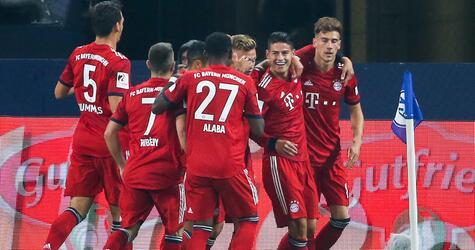 FC Schalke 04 - Bayern München
