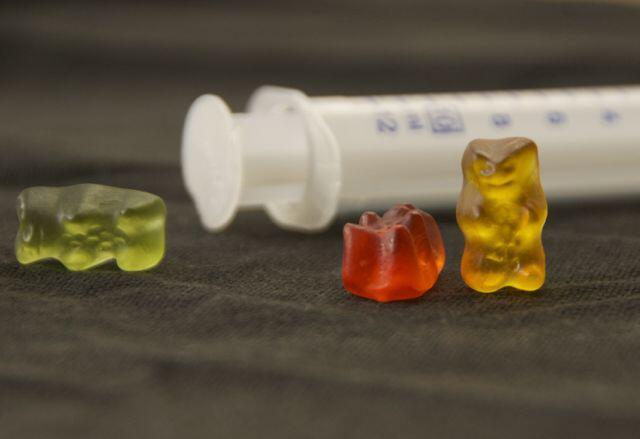 Bild zu Die Gummibärchen-Narkose