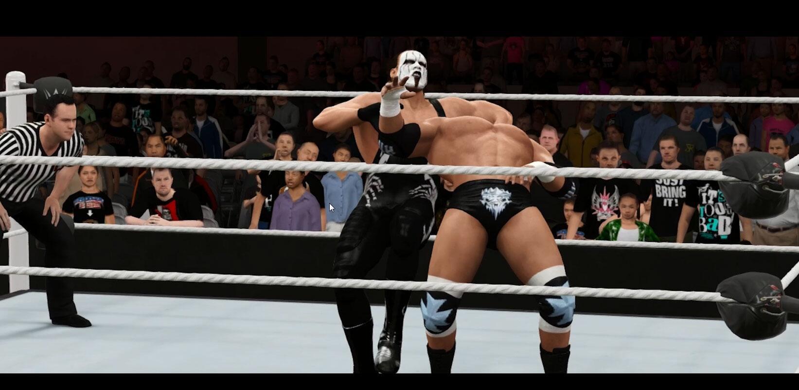 Bild zu WWE 2K16 Trailer