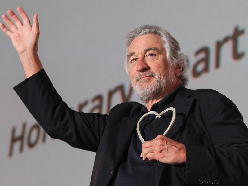 Bild zu Robert De Niro