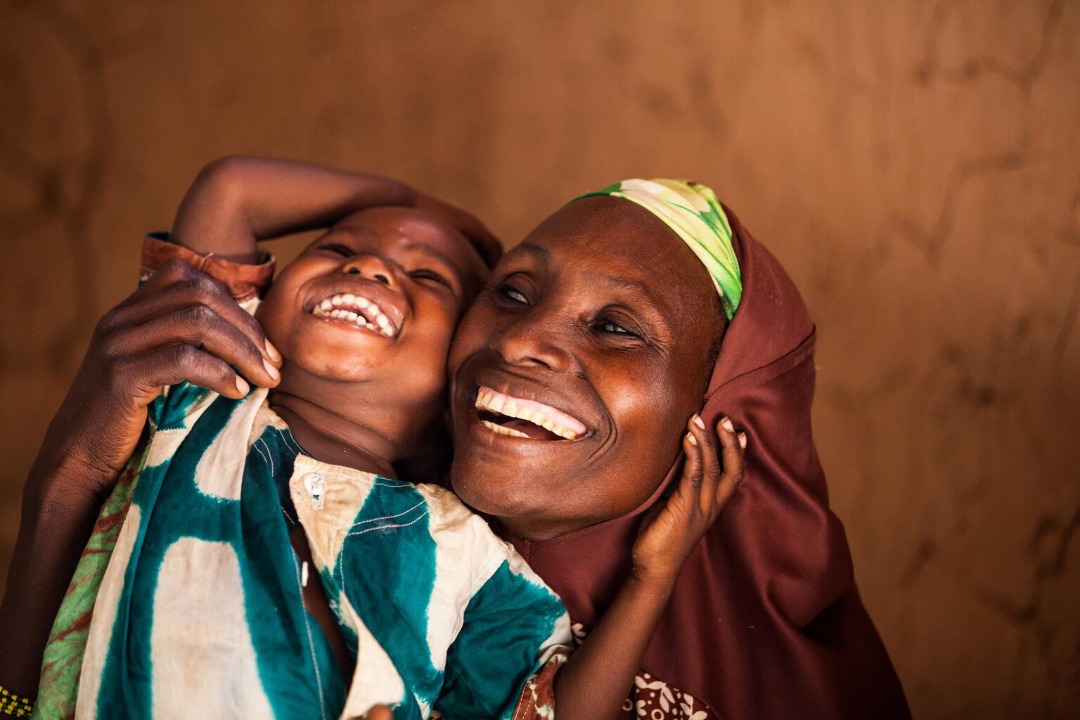 Bild zu Kind, Mutter, Sierra Leone, Afrika