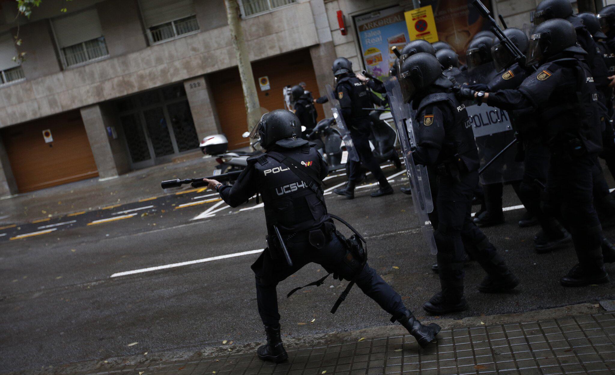 Bild zu Referendum in Katalonien