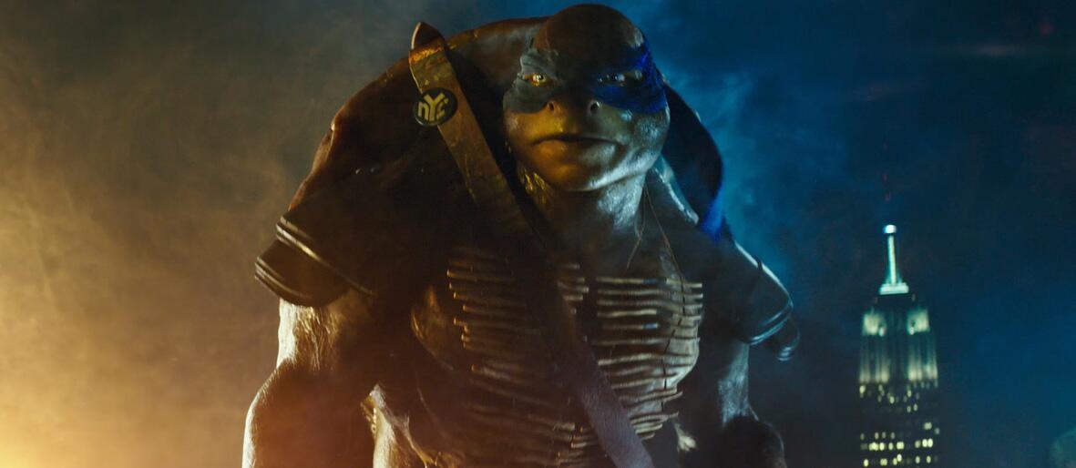 Bild zu Teenage Mutant Ninja Turtles