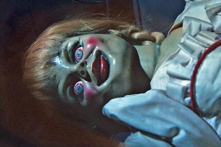 """Annabelle"", Horrorfilm 2014"