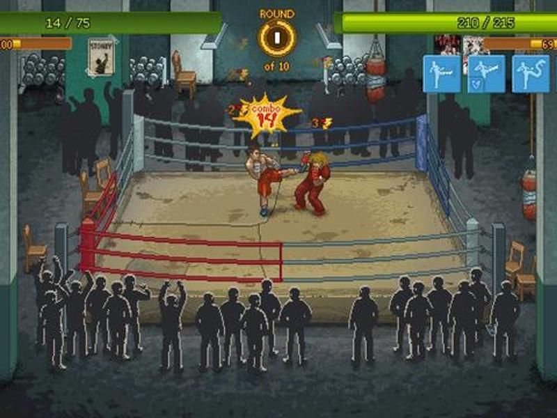 Bild zu Punch Club