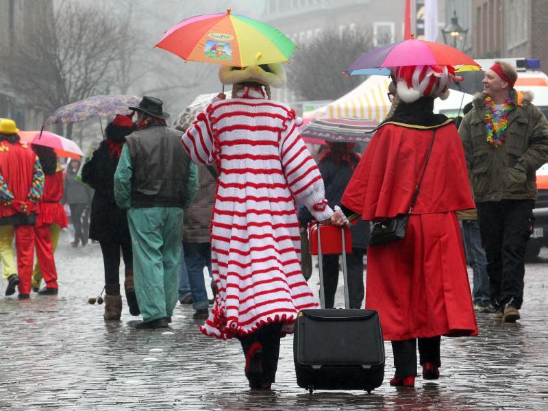 Bild zu Karneval in Düsseldorf