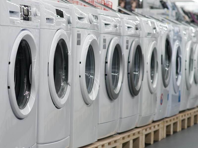 Bild zu Waschmaschinen