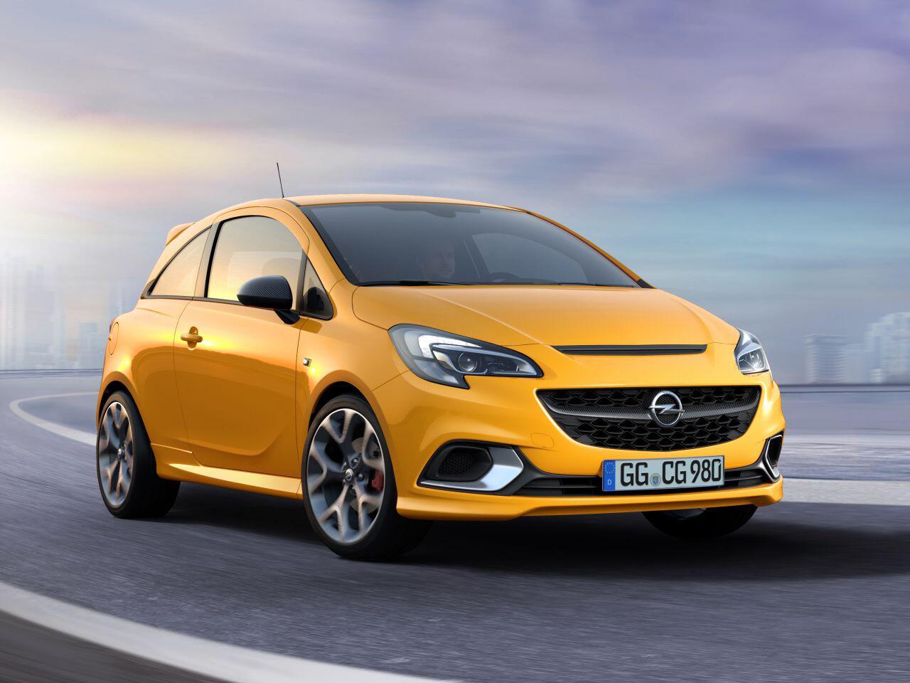 Bild zu Platz 15: Opel Corsa