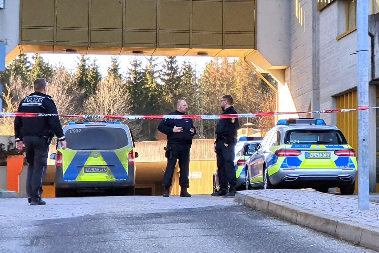Bild zu Customer attacks employee in Rottweiler Job Centre with knife
