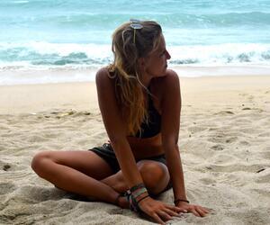 Den ganzen Tag am Strand sein - ein Traumjob!