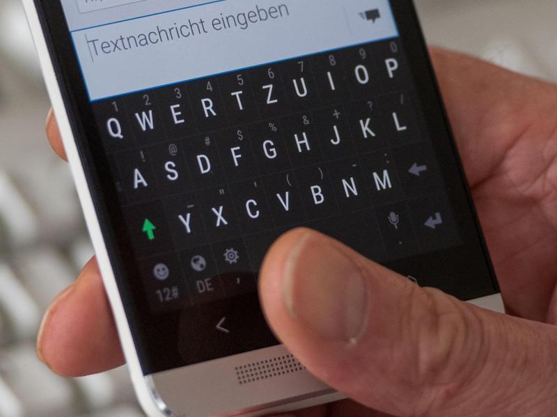 Bild zu Android-Tastatur