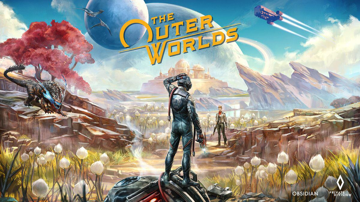 Bild zu Outer Worlds, Fallout, Obsidian, Private Division, Action, Rollenspiel, Scifi, PC, PS4, Xbox One