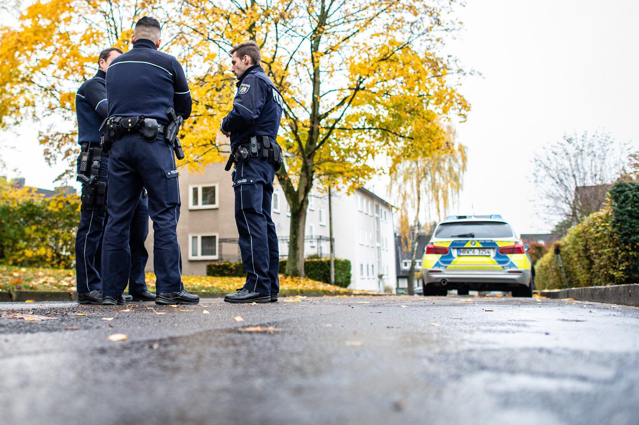 Bild zu A teenage girl accused of killing child in Germany