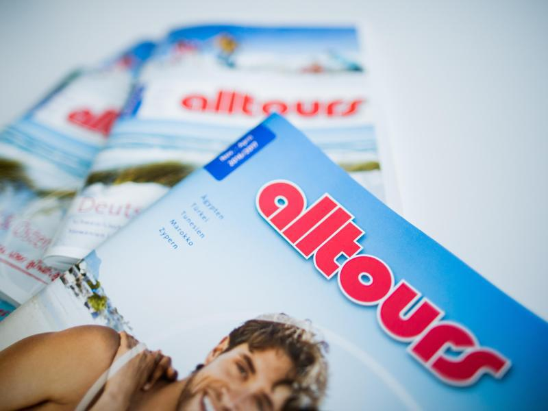 Bild zu Kataloge von alltours