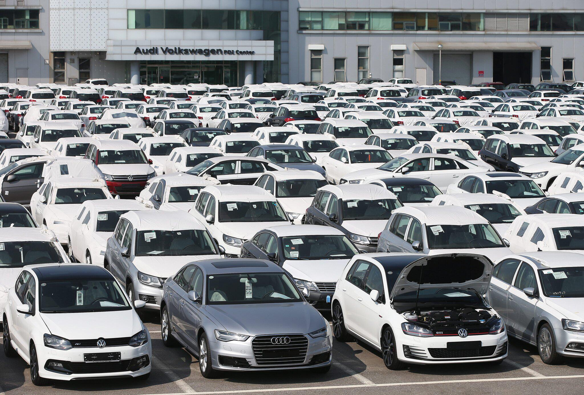 Bild zu Audi in Südkorea